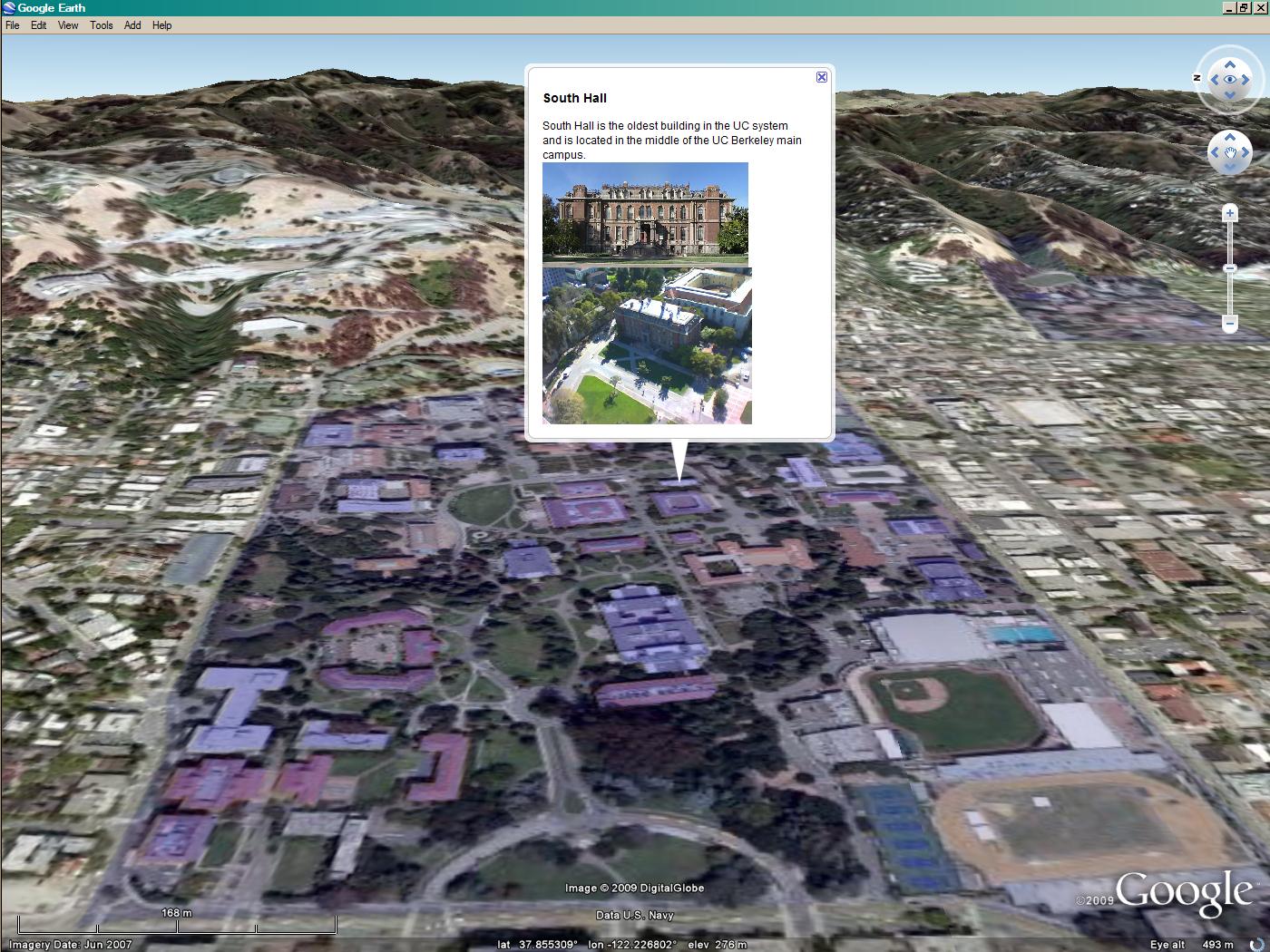 Describing Geographical Objects ; Erik Wilde ; UC Berkeley ...